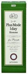 PlusMode 1day Homme_Private_30pc_front